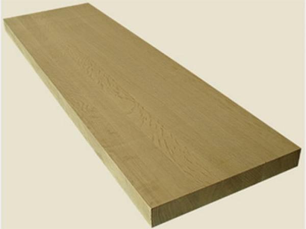 Мебельный щит из дуба 20 мм толщиной в Москве Щит из